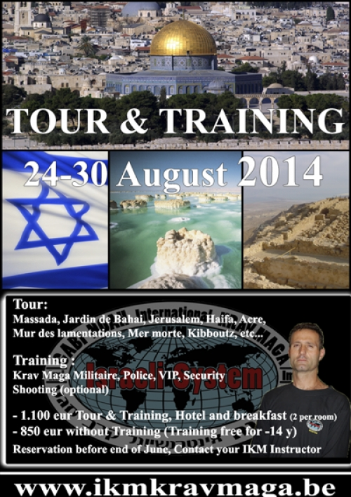 Tour & training 2014